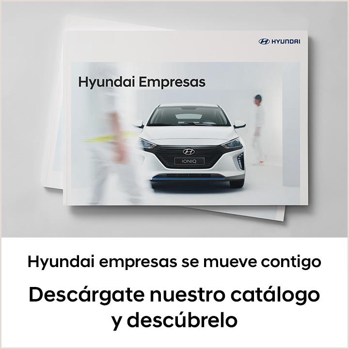 Hyundai empresas se mueve contigo. Descárgate nuestro catálogo y descúbrelo